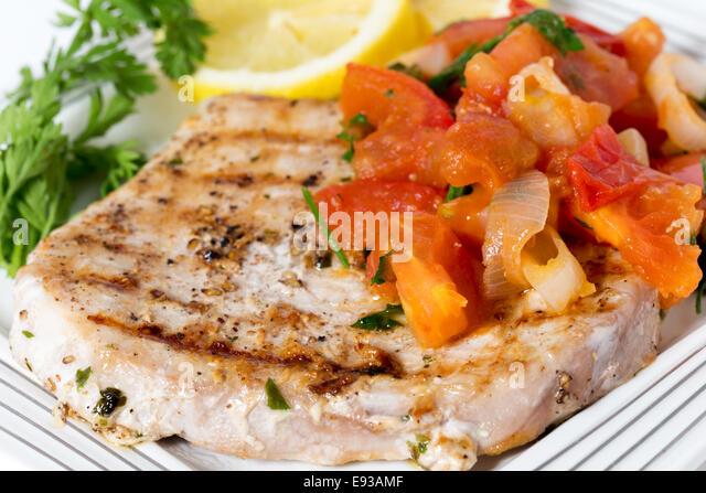 Pan fried blue marlin recipe for Marlin fish recipes