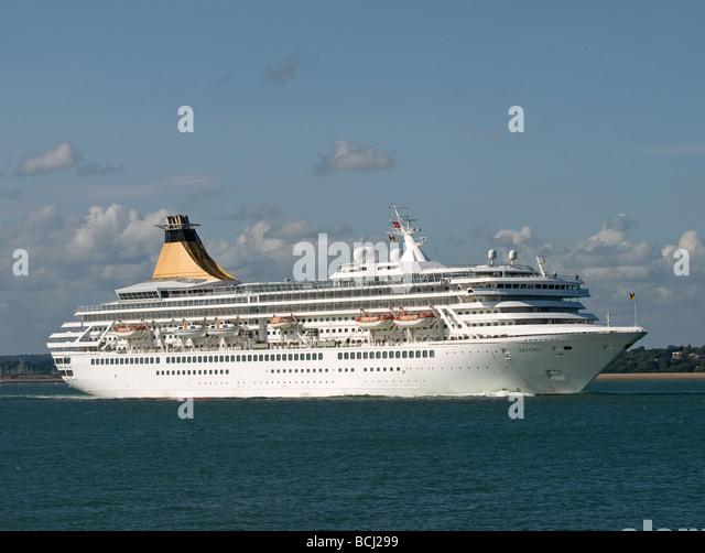 Cruise Ship Artemis Stock Photos Amp Cruise Ship Artemis