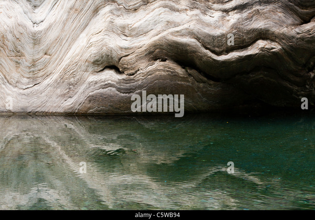 Clear Marble Rocks : Shakadang trail stock photos