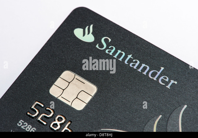 Santander bank card credit stock photos santander bank - Cad santander ...
