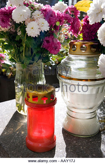 Glass Lanterns With Candles Stock Photos & Glass Lanterns With Candles ...
