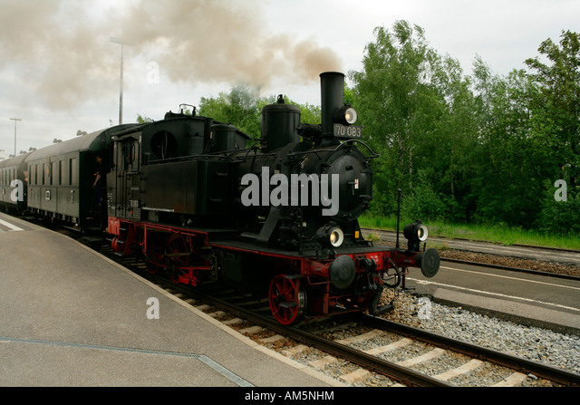 how to drive a steam locomotive