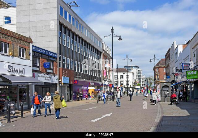 Romford Town Stock Photos Amp Romford Town Stock Images Alamy