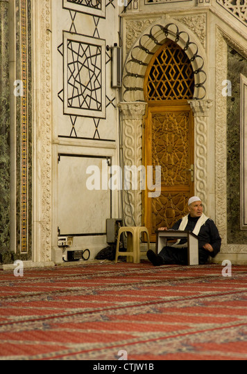 The Great Ummayad Mosque