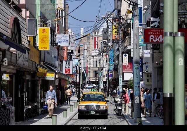 Motomachi - Yokohama - The City Pictures