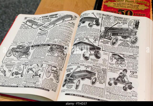 Sears Toys For Boys : Sears catalog stock photos images