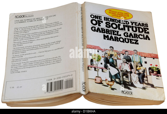 an analysis of one hundred years of solitude by gabriel garcia marquez Information about the novel 'one hundred years of solitude' and the writing process of author gabriel garcia marquez.