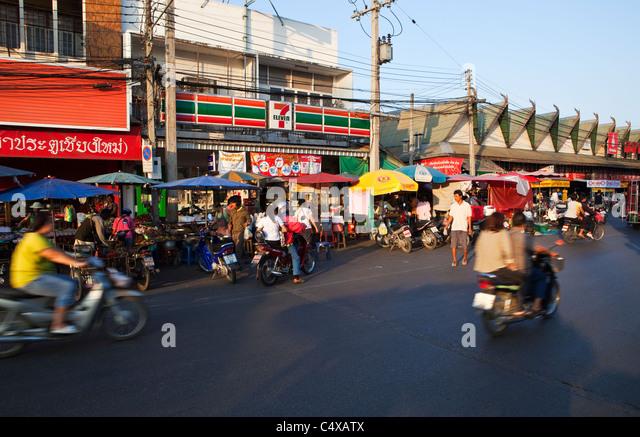 Chiang Mai Street Food Stock Photos & Chiang Mai Street ...