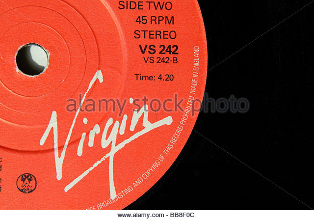virgin records picture