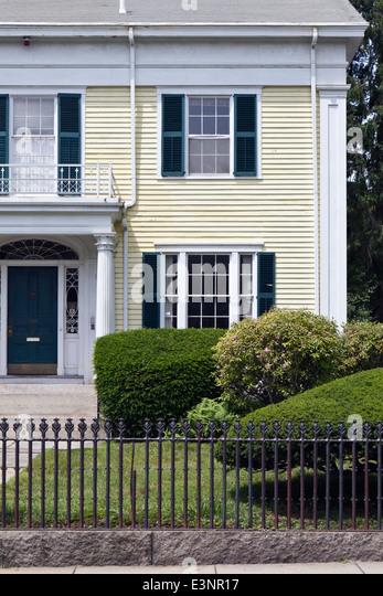 Usa Massachusetts New Bedford Whaling Stock Photos Usa