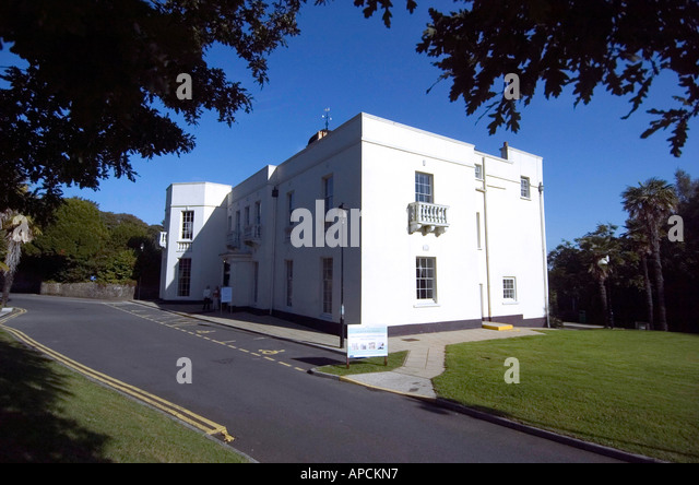 Sketty Hall In Swansea