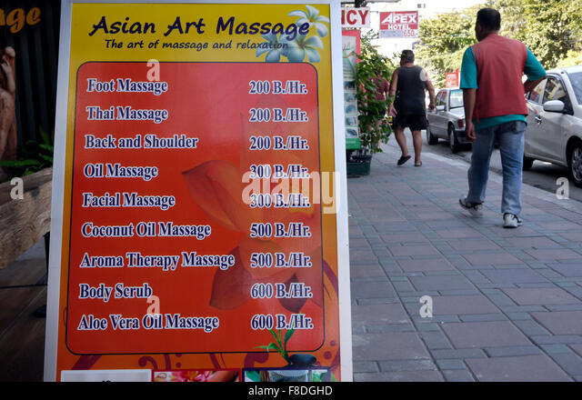 sandwich massage price in thailand Mackay
