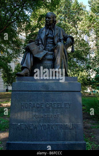 The Life of Horace Greeley: Editor of the New York Tribune