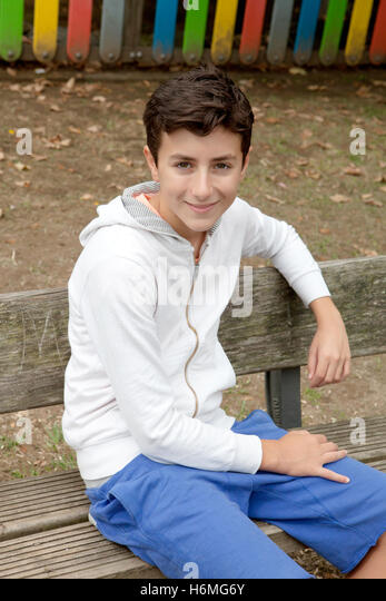 Spanish Teen Boy Stock Photos & Spanish Teen Boy Stock