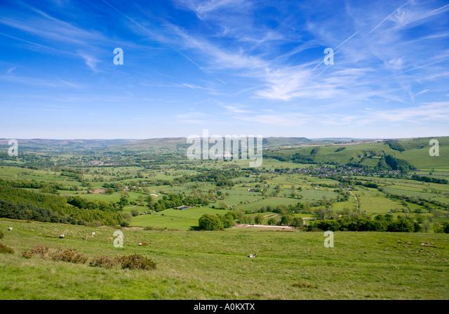 Tourism Peak Village Castleton Peak Stock Photos Amp Tourism