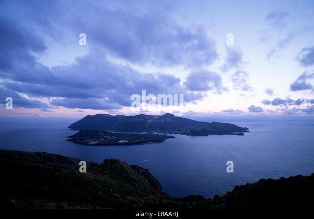 Ferry From Tropea To Aeolian Islands