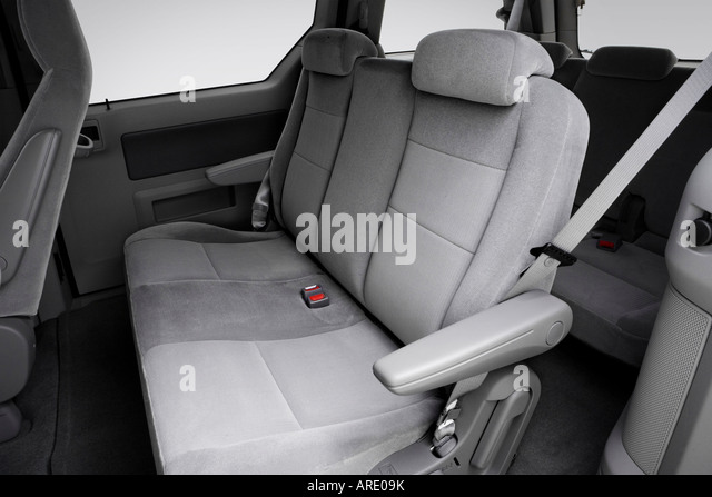 2006 Ford Freestar SE In Red