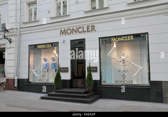 shops that sell moncler