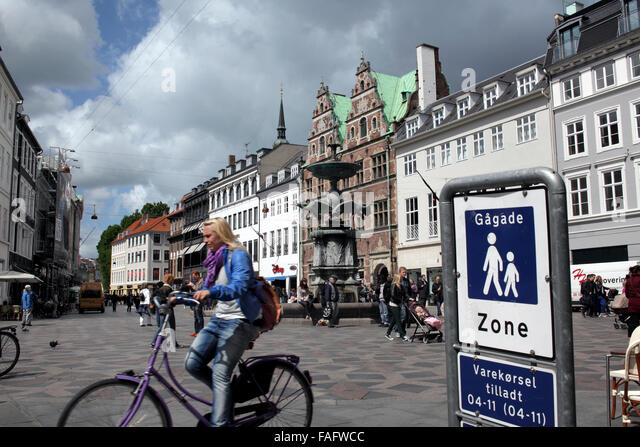 pedestrian zone and - photo #19