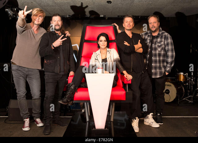 The Jury Of Sat1 Casting Show Voice Germany Samu