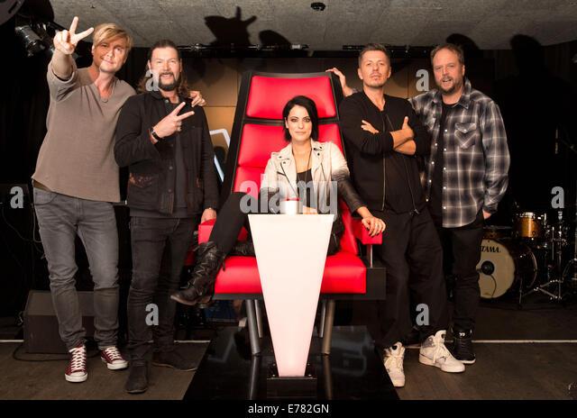 The Jury Of Sat1 Casting Show Voice Germany Samu