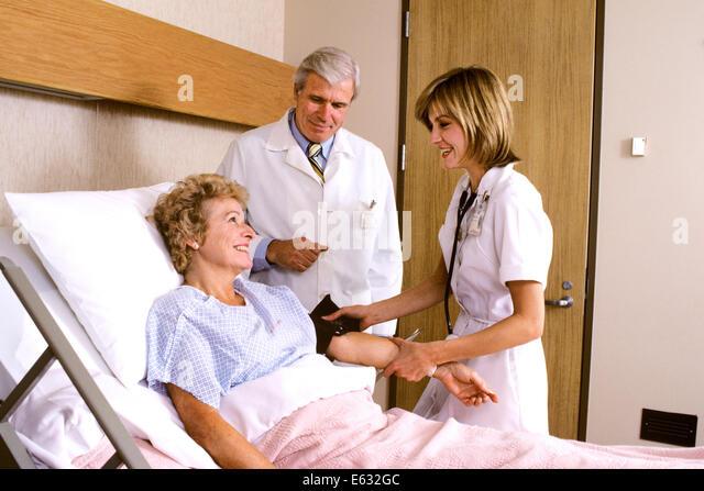 Vitals Blood Pressure Nurse Stock Photos & Vitals Blood ...