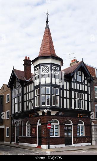 Tudor Style tudor style stock photos & tudor style stock images - alamy