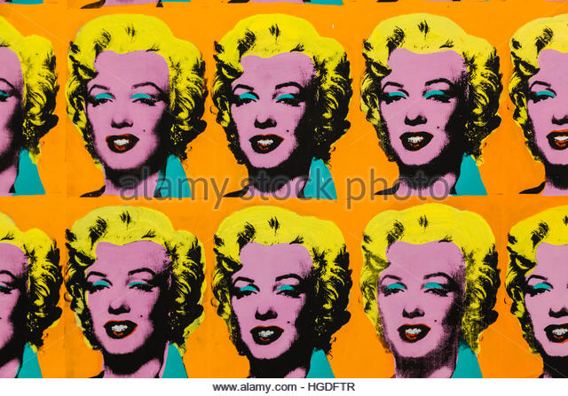 artist 2 andy warhol marilyn diptych 1962 essay An analysis of andy warhol's gold marilyn monroe (1962)  (andy warhol's marilyn prints, nd) art can be defined in many ways according to definition for art .