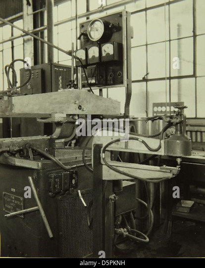 consolidated machine and welding