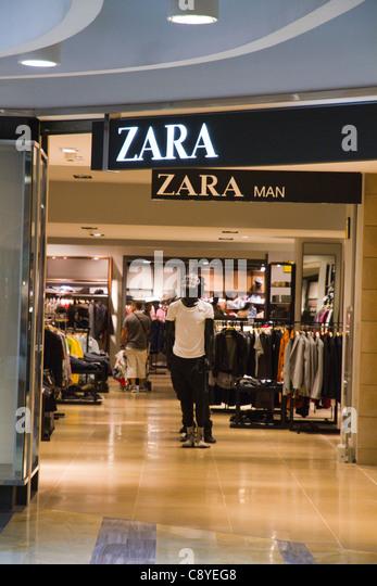 Majorca palma shopping stock photos majorca palma - Zara palma de mallorca ...