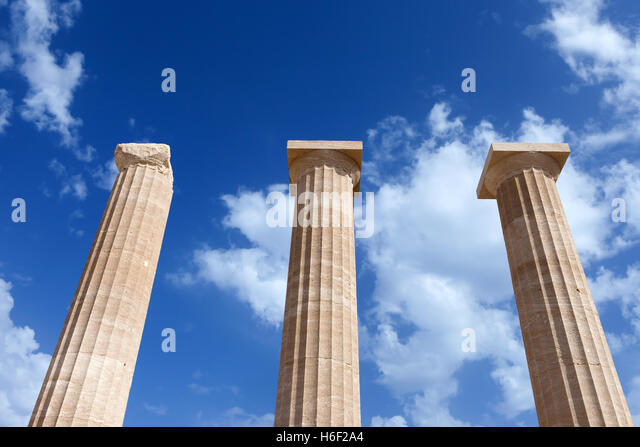 Greek Column Roman Architecture Stock Photos & Greek ...