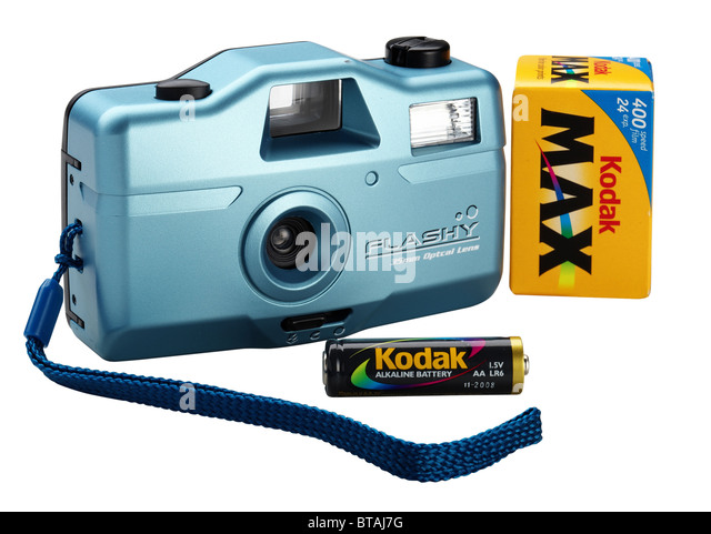 kodak disposable camera instructions