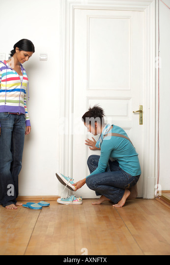 Shoes Off Stock Photos Shoes Off Stock Images Alamy