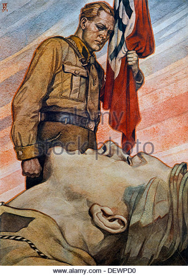germany nazi propaganda terror and repression 4 life in nazi germany 1933-39 1  he used censorship and propaganda to campaign for the nazi party  how was terror and repression used to control germany.