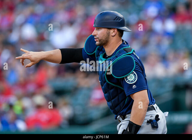 Image result for mariners catcher 2017