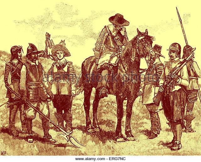 1642 civil war essay