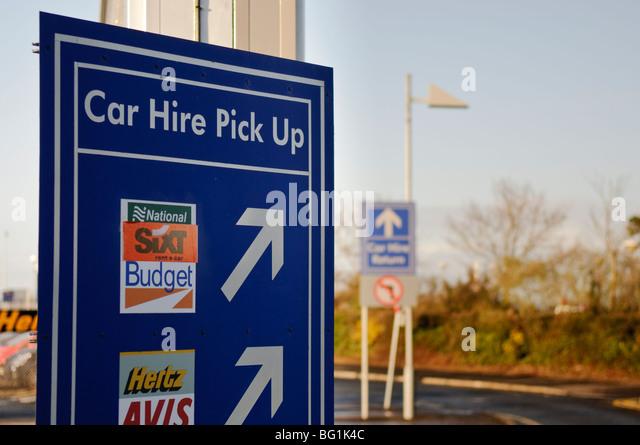 Hire Car Drop Off Gatwick