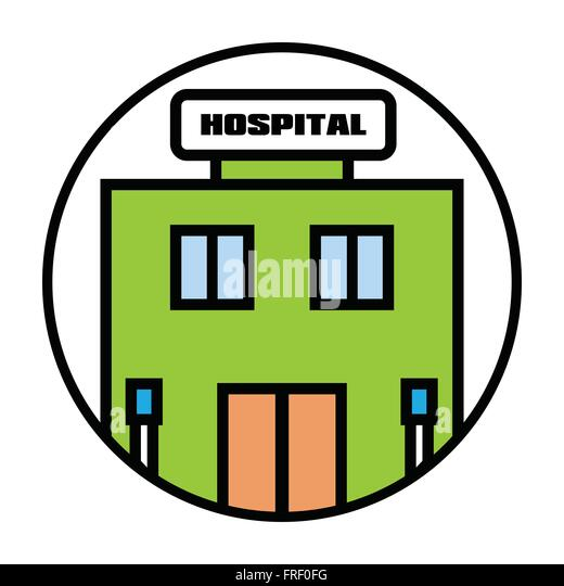 hospital NEON - Silver Pin SP