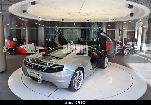 Supercar Showroom Stock Photos Supercar Showroom Stock Images