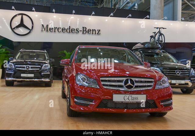 Mercedes benz car symbol hood stock photos mercedes benz for Mercedes benz different models