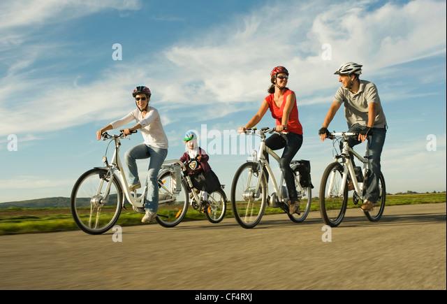 germany-bavaria-raisting-people-riding-e