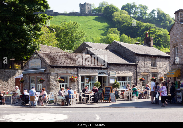 Derbyshire Cafe Peak Stock Photos Amp Derbyshire Cafe Peak