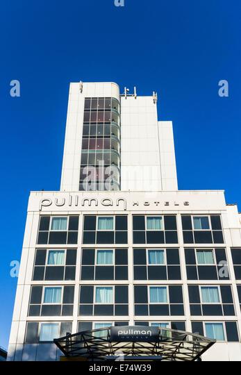 Pullman hotel stock photos pullman hotel stock images alamy - Hotel pullman saint pancras ...