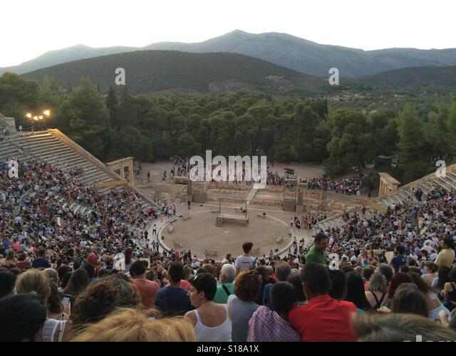 Epidavros Stock Photos & Epidavros Stock Images - Alamy