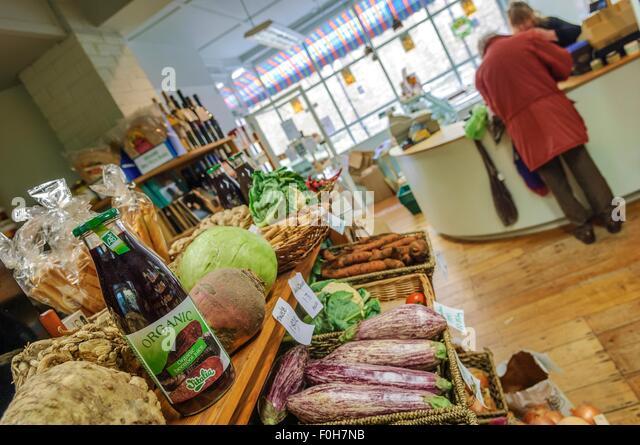 Unicorn Whole Food Market Manchester