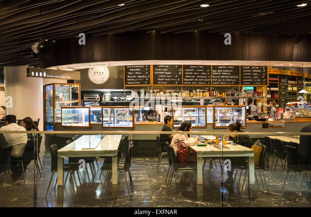 Westfield Mall San Diego Food Court