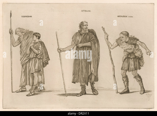 tiresias in oedipus tyrannus Everything you ever wanted to know about teiresias in oedipus the king, written  by masters of this stuff just for you.