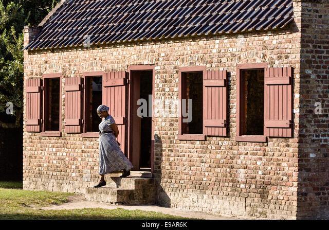 Slaves Plantation South Carolina Stock Photos Amp Slaves