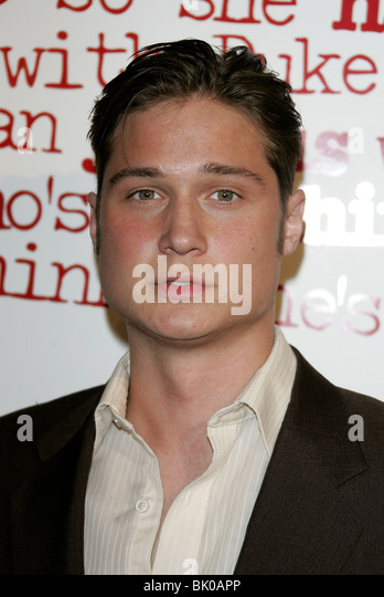 JAMES KIRK SHE'S THE MAN PREMIERE WESTWOOD LOS ANGELES USA 08 March 2006 ...