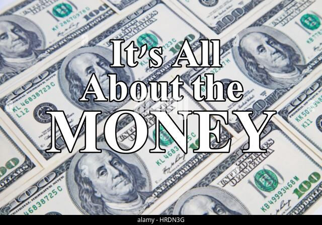 All About The Money Lyrics